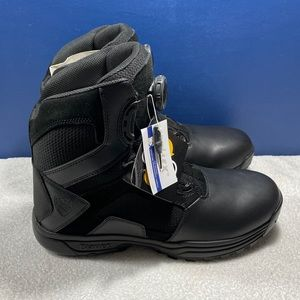 Bauer Mens Police Tactical Boots Sz 10.5 NEW!!